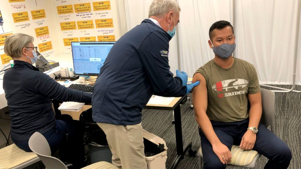 How some Republican lawmakers are fighting conservatives' COVID-19 vaccine hesitancy