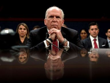 Trump invites legal action from John Brennan over security clearance
