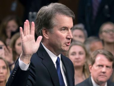 The Note: Defense of Kavanaugh could backfire on GOP