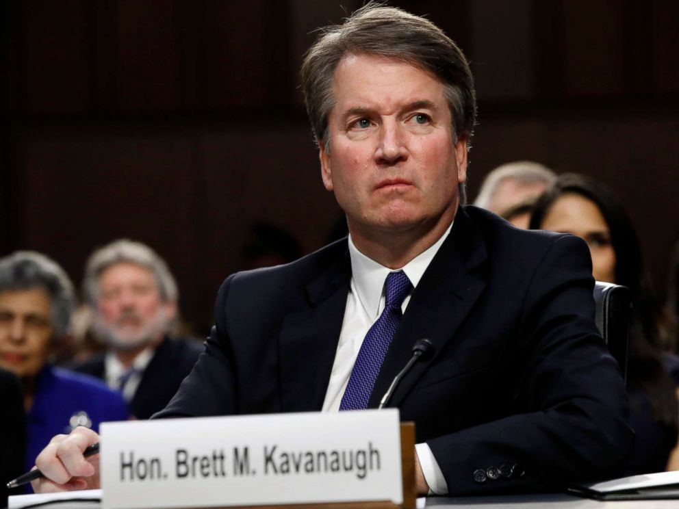 Brett Kavanaugh accuser commits to 'open' hearing for Thursday