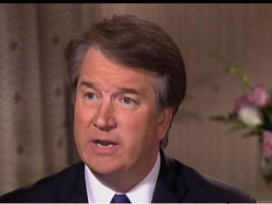 Im not going anywhere Kavanaugh in emotional Fox interview
