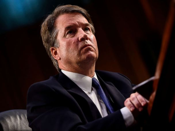 The Note: Kavanaugh fight raises stakes for midterms