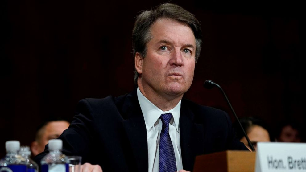 Kavanaugh defends himself in op-ed over fiery testimony