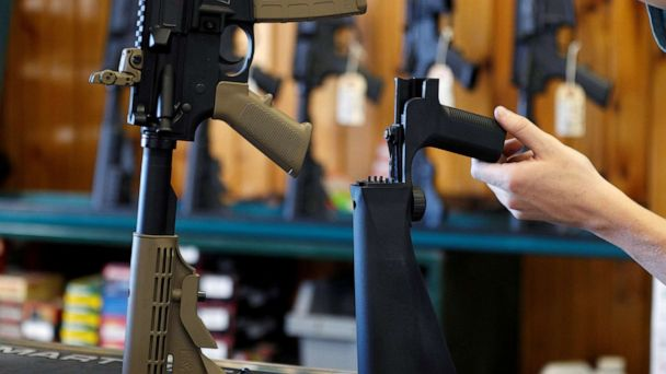 Supreme Court won't stop Trump administration's bump stock ban