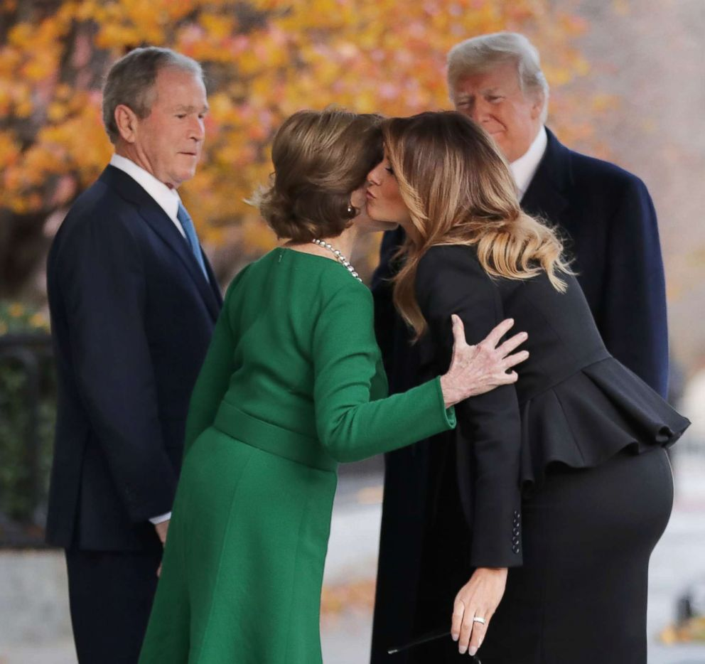 President Trump and first lady offer private condolences to