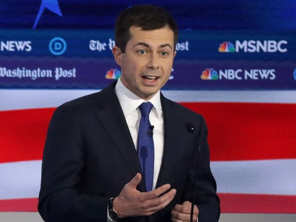 Pete Buttigieg says he has 'work cut out' in appealing to black voters