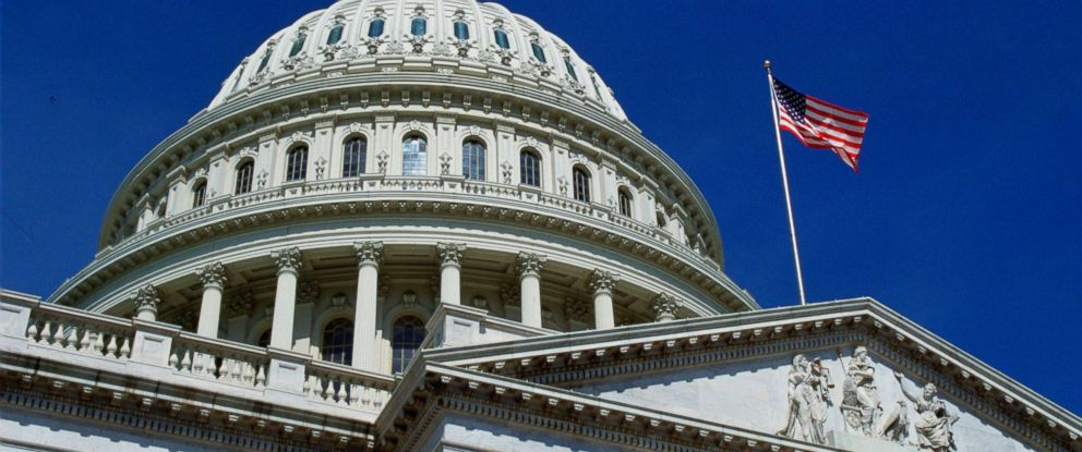 PHOTO: The U.S. Capitol in Washington, D.C. is pictured in this undated stock photo.