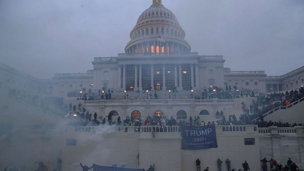 Analysis: Threats that will outlast Donald Trump exposed in siege of Capitol