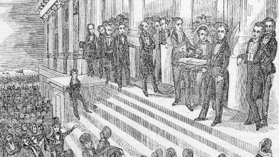 presidential inaugural address