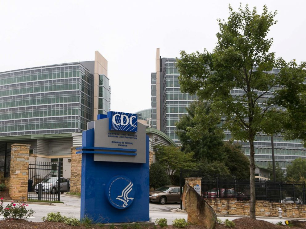 PHOTO: The Center for Disease Control (CDC) headquarters is seen on Oct. 13, 2014, in Atlanta.