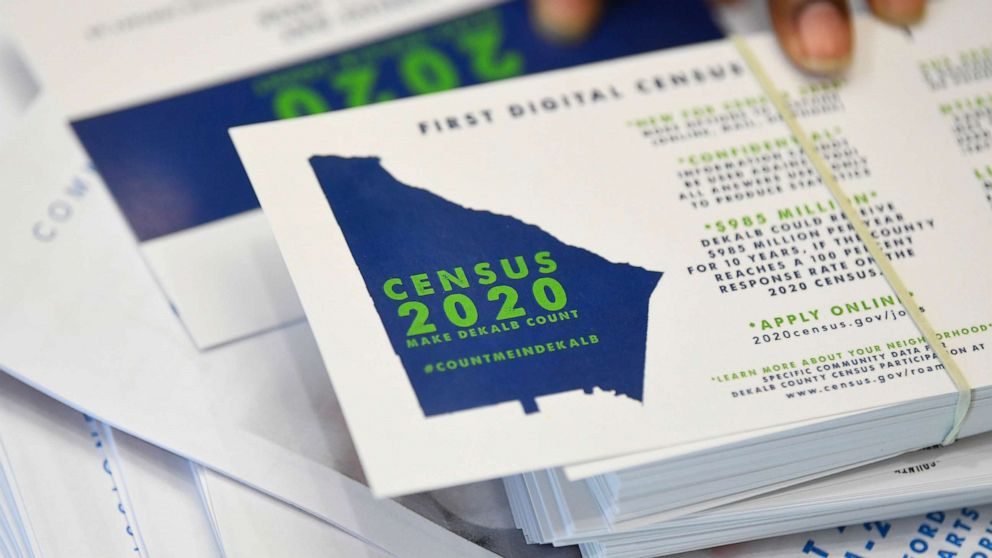 Census Bureau on the 2020 survey: 'The census is safe' thumbnail