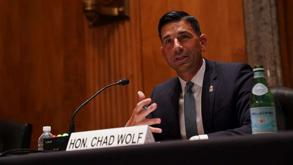 Homeland Security leaders' appointments invalid, government watchdog finds thumbnail
