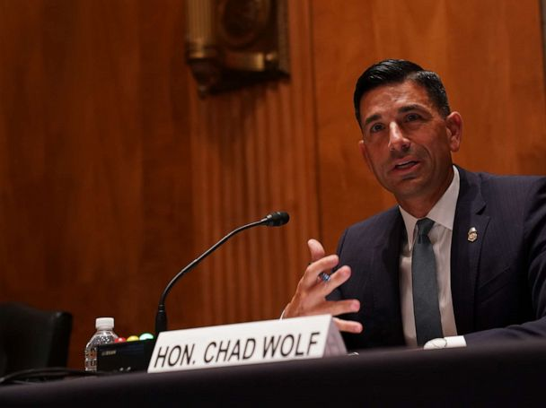 Homeland Security leaders' appointments invalid, government watchdog finds