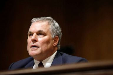 PHOTO: Charles Rettig, President Donald Trumps nominee to be Commissioner of the Internal Revenue Service, testifies during his confirmation hearing before the Senate Finance Committee on Capitol Hill, June 28, 2018, in Washington, DC.