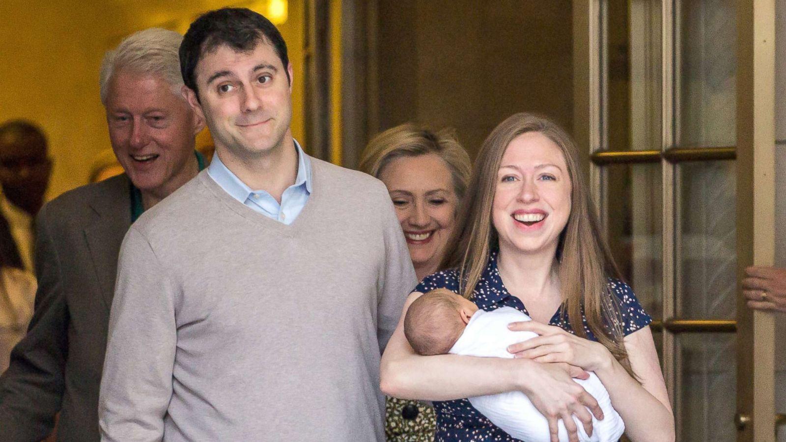Chelsea Clinton announces that she's having a 3rd baby - ABC News