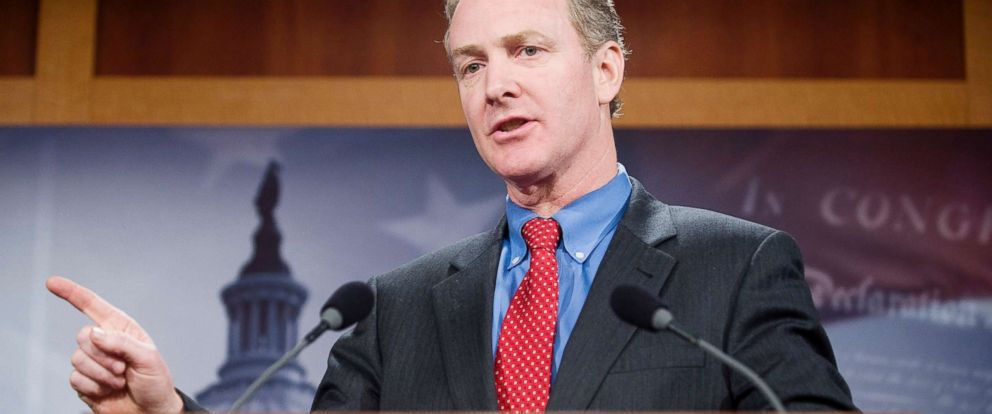PHOTO: Rep. Chris Van Hollen speaks during a news conference on Jan. 21, 2010.