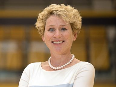 PHOTO: Chrissy Houlahan is pictured in an undated photo from her official congressional campaign website.
