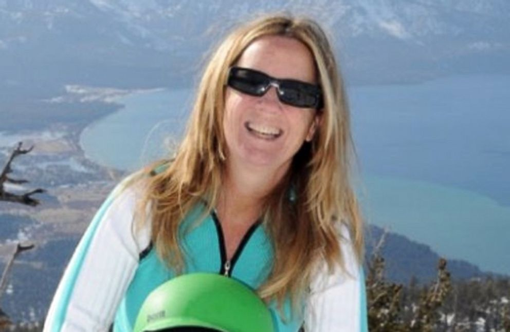 PHOTO: Professor Christine Blasey Ford is pictured in an undated image shared to ResearchGate, a website that described itself as, a professional network for scientists and researchers.