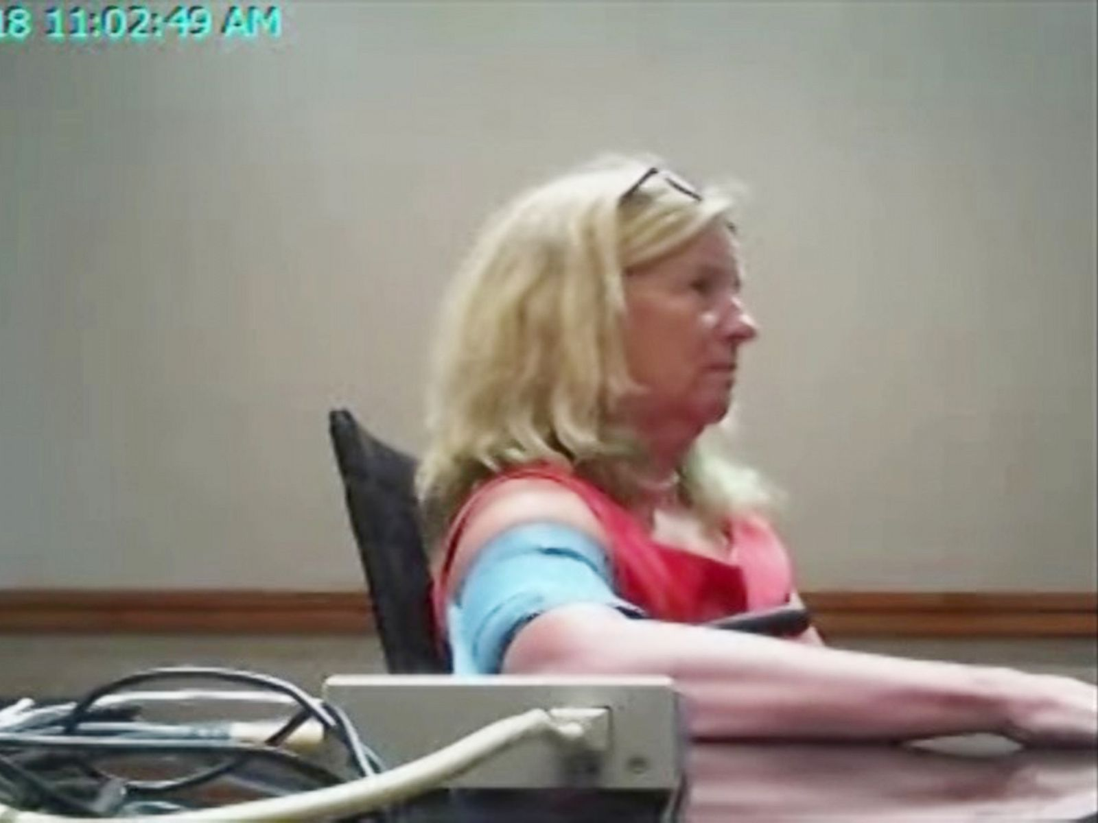 Ford legal team releases polygraph test results, Thursday