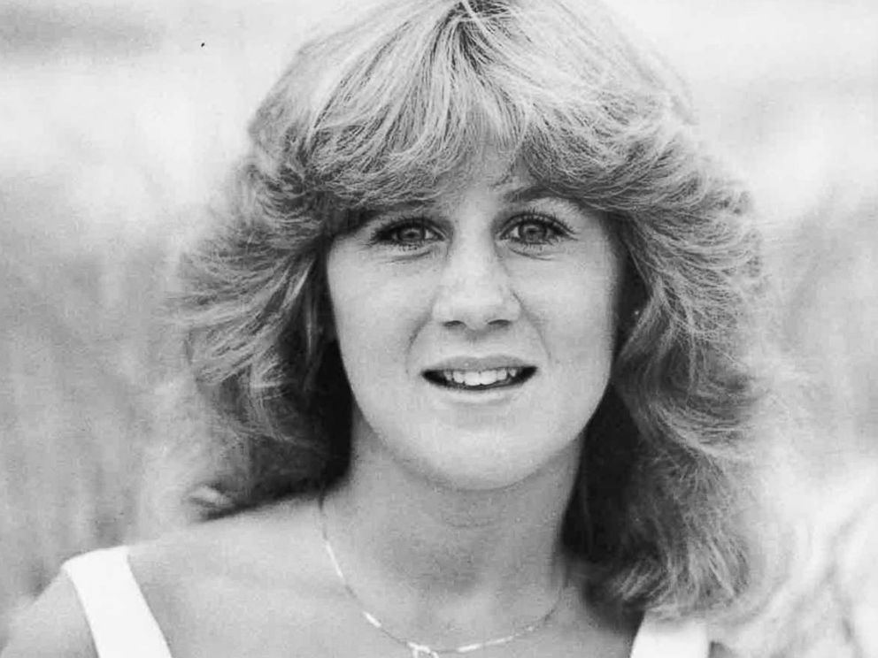 PHOTO: Christine Blasey, the woman who accused Supreme Court nominee Judge Brett Kavanaugh of sexual assault at a party in the 1980s, is pictured in a high school yearbook from the time of the alleged incident.