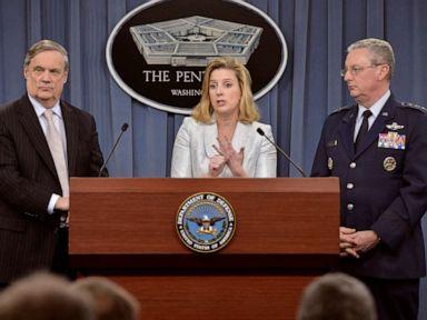 Biden picks 1st woman to be Army secretary