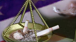 Cigarette companies racketeering verdict.