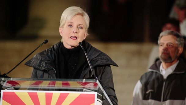 Nearly a year after John McCain's death, Cindy McCain says no one in the GOP carries 'voice of reason'