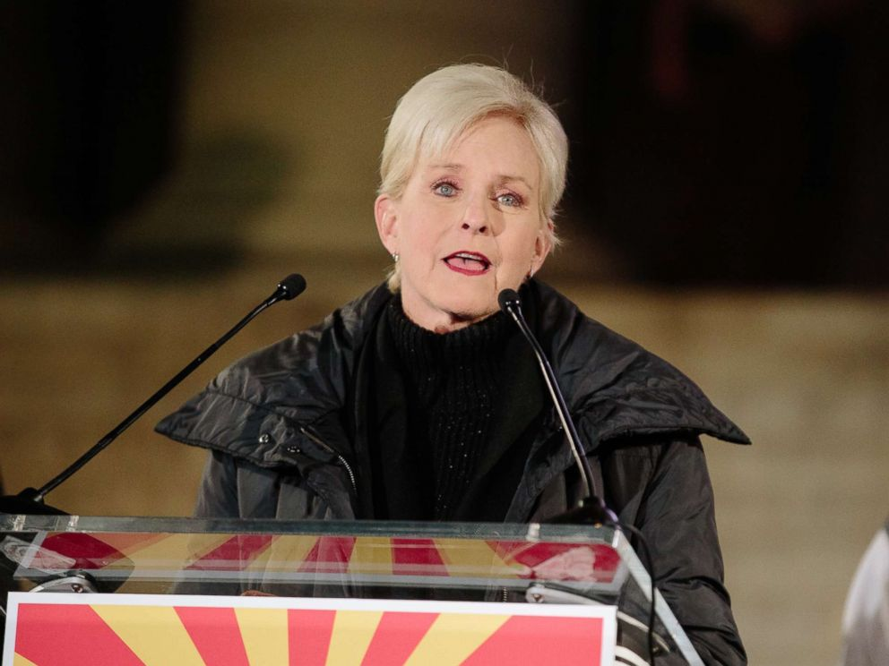 Cindy McCain Sees No Voice of Reason Anymore