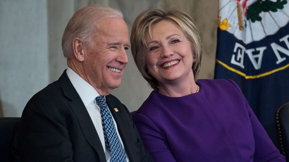 Hillary Clinton endorses Joe Biden for president in virtual town ...