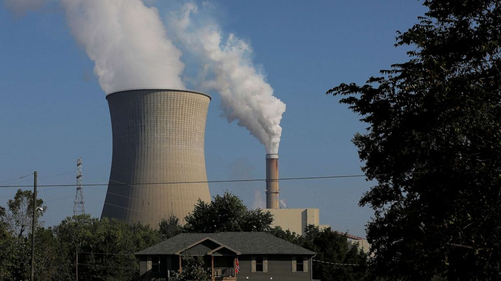 EPA finalizes power plant rules to replace Obama's signature climate change policy thumbnail