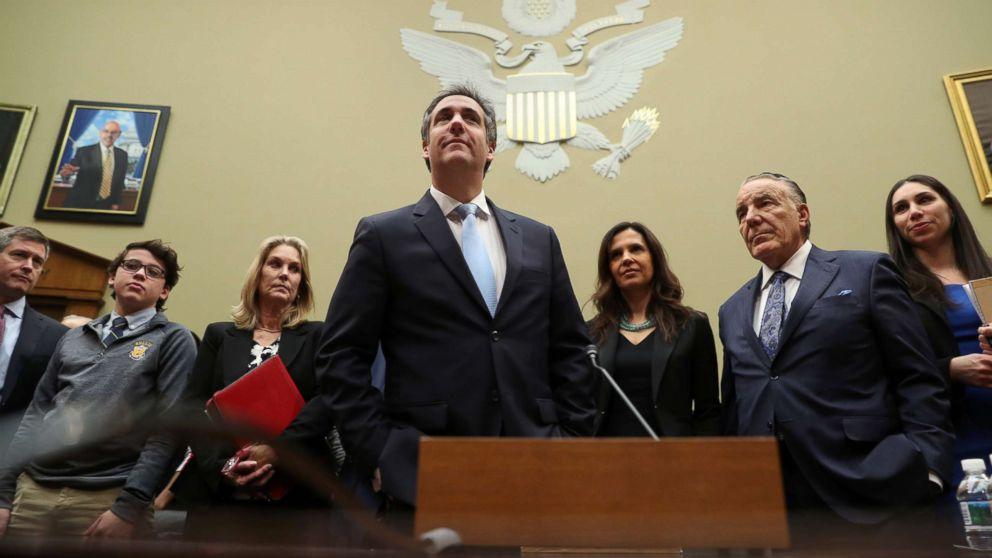 Democrats say Michael Cohen's dramatic testimony escalates need for Trump's tax returns thumbnail