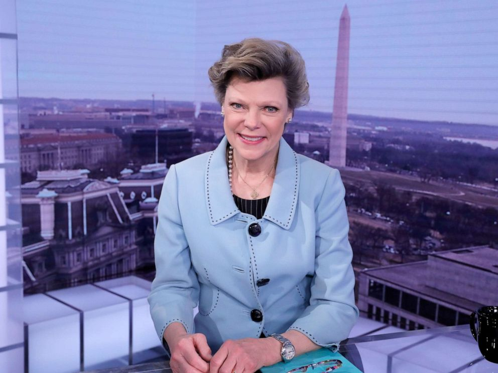 PHOTO: Cokie Roberts joined ABC News in 1988 and won the Edward R. Murrow Award and Walter Cronkite Award for Excellence in Journalism.