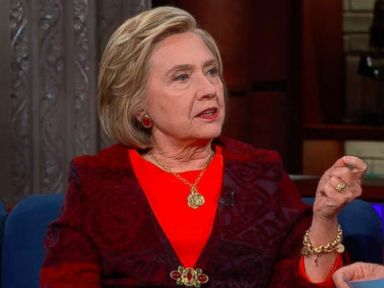 Hillary Clinton calls out Republican Party: 'Why are they so intimidated?'