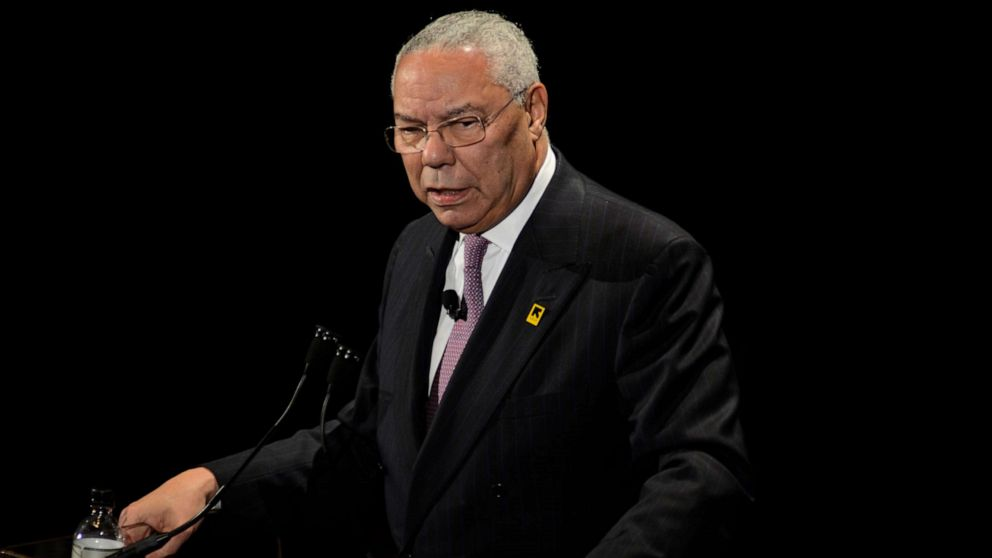 Colin Powell, former secretary of state, dies of COVID-19 complications