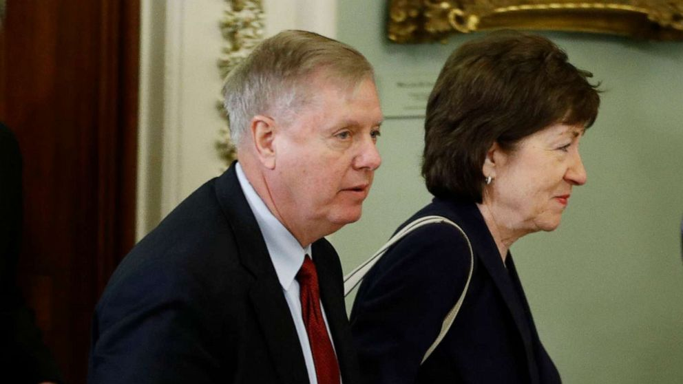 Key GOP senators express new support for witnesses following Bolton book report