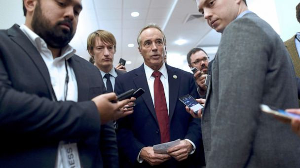 Congressman accused of insider trading is resigning