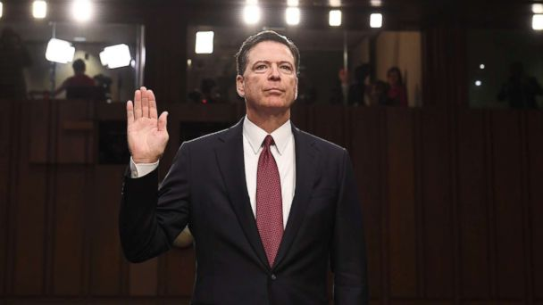 James Comey agrees to testify before House on condition it be made public afterward