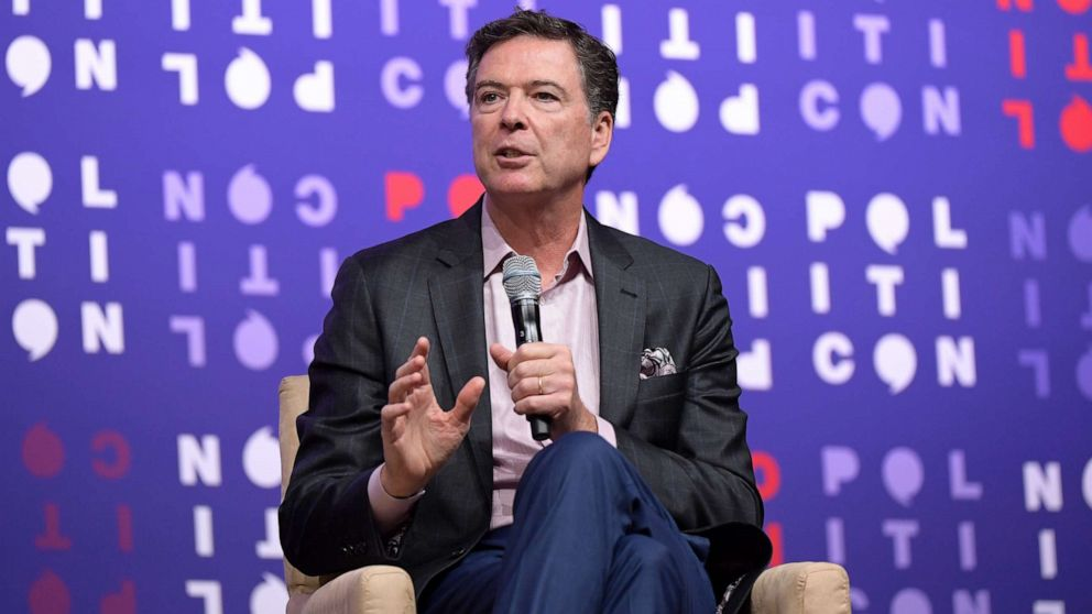 James Comey: House 'has no choice' but to move forward with impeachment inquiry thumbnail
