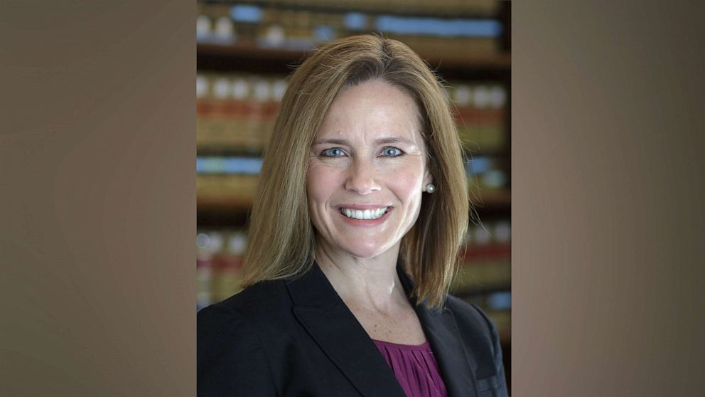 Amy Coney Barrett Front Runner On Trump S List Of Justice Nominees Sources Abc11 Raleigh Durham