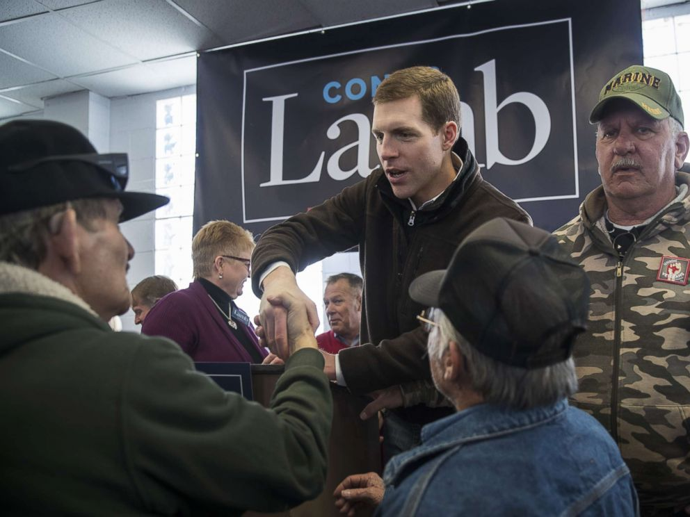 Conor Lamb vs. Rick Saccone live results: Pennsylvania 18 special election