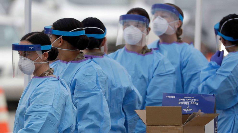 Κορυφή NY doc μνημόνια για να συσπειρώσει στρατεύματα δείχνουν το βάθος της ανησυχία για τις προμήθειες