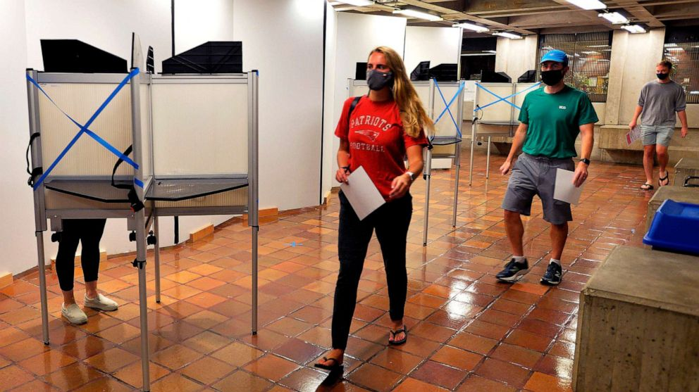 How to stay safe when hitting the polls this election season