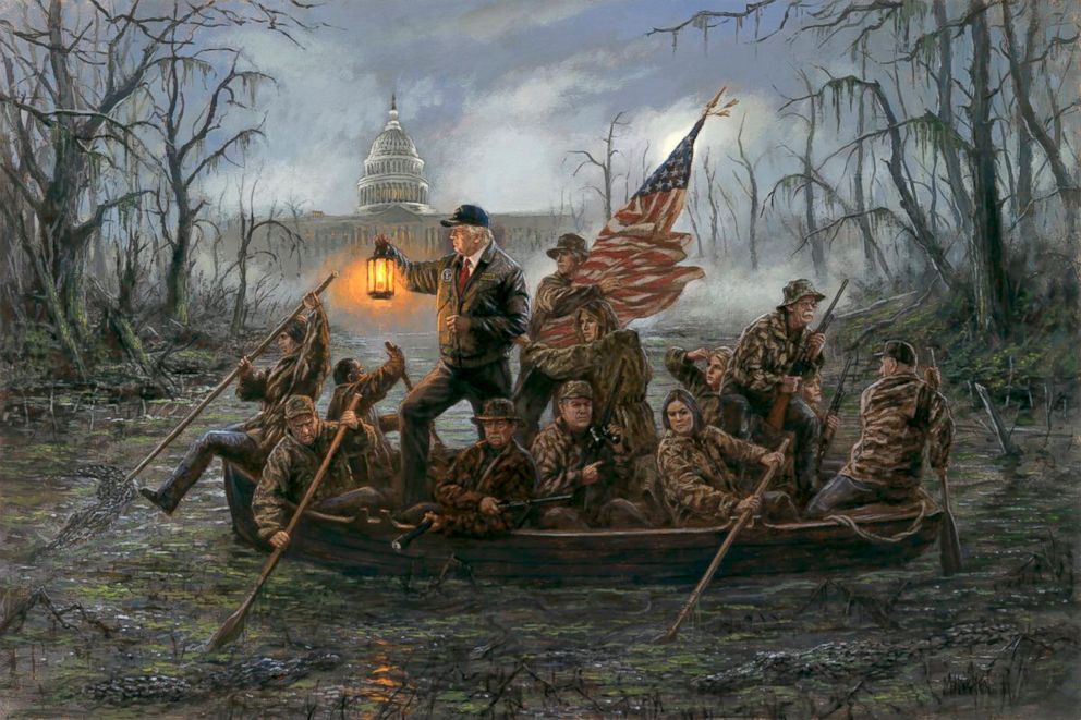 Image result for washington swamp