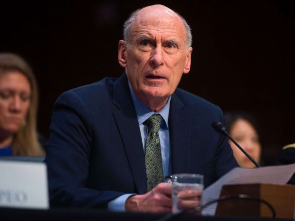 Coats learns live that Trump inviting Putin to White House: 'Say that again?'
