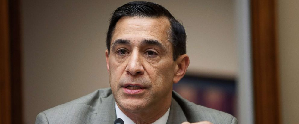 PHOTO: Representative Darrell Issa, questions General Motors CEO Dan Akerson during a House Oversight and Government Reform subcommittee hearing on the safety of GMs Volt electric vehicle in Washington, Jan. 25, 2012.