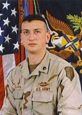 PHOTO: Former U.S. Army staff sergeant David Bellavia is shown in this undated portrait.