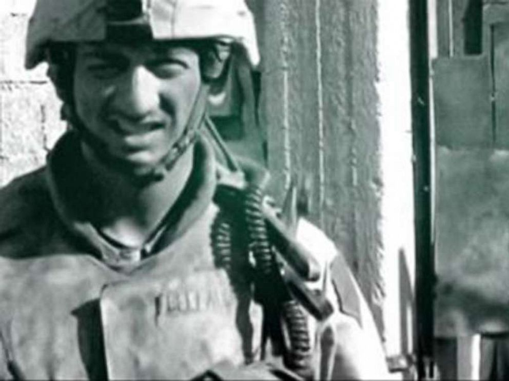 PHOTO: In this undated photo, former Army Staff Sgt. David G. Bellavia is shown.