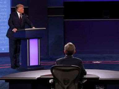 Fact-checking Trump and Biden during 1st 2020 presidential debate