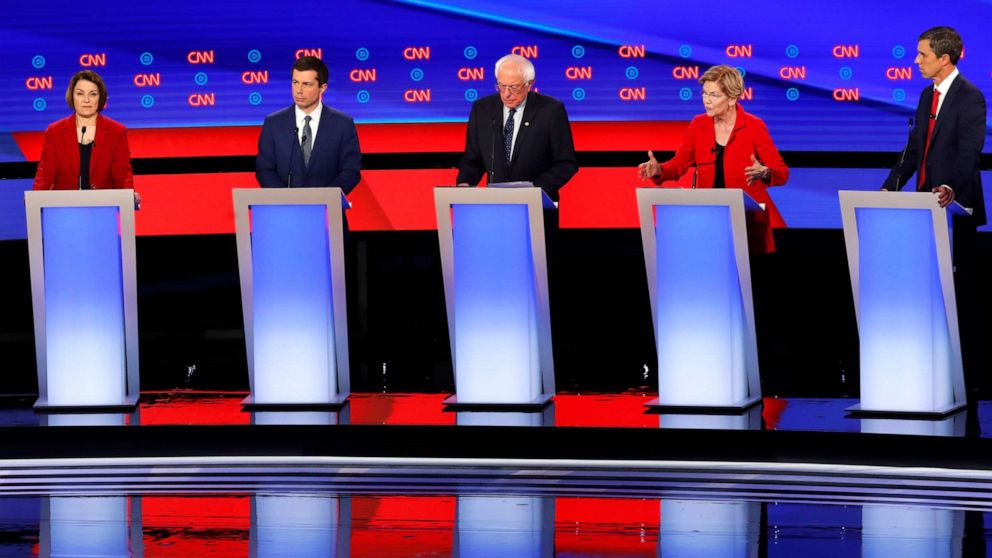 Fellow Democrats sound alarms on Sanders and Warren policies: ANALYSIS thumbnail