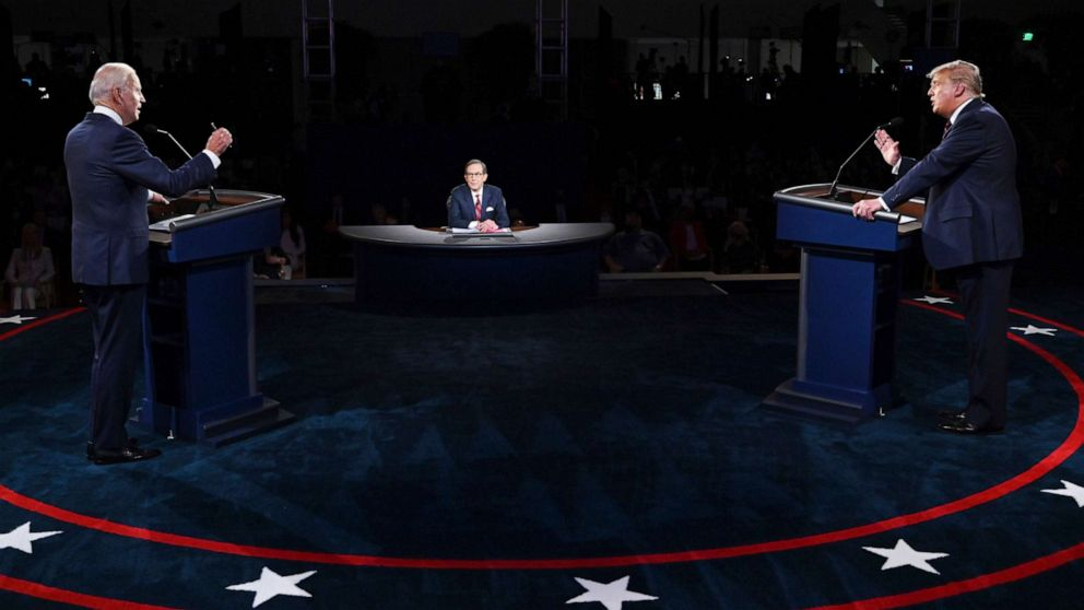 5 key takeaways from Joe Biden and Donald Trump's 1st presidential debate